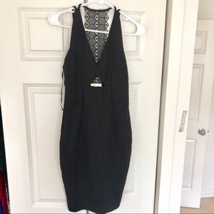 Mind Code Black Dress in size small